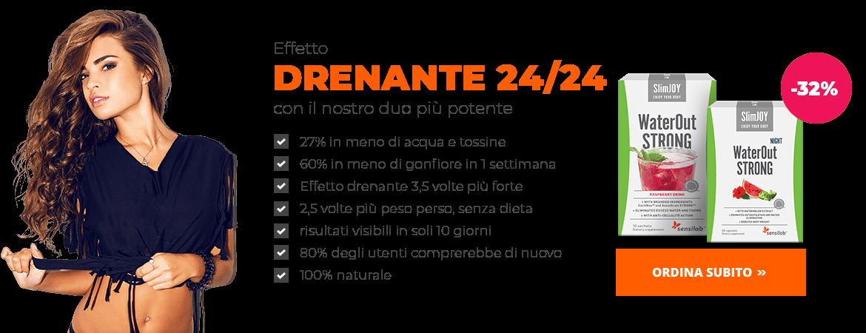 Pacchetto Drenante 24/24