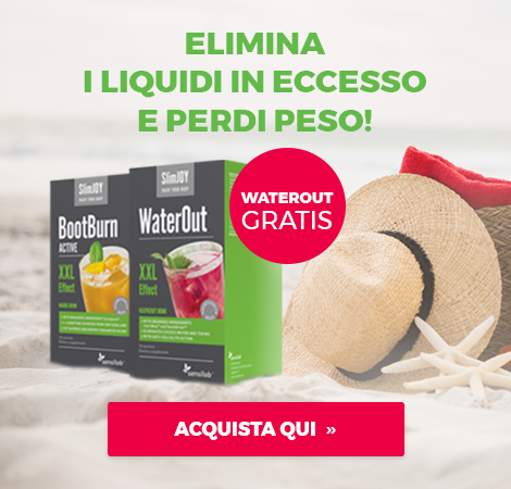 Forma perfetta: WaterOut GRATIS