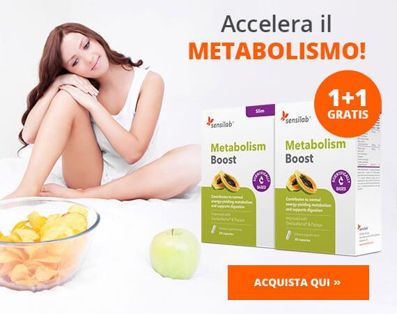 Metabolism Boost 1+1