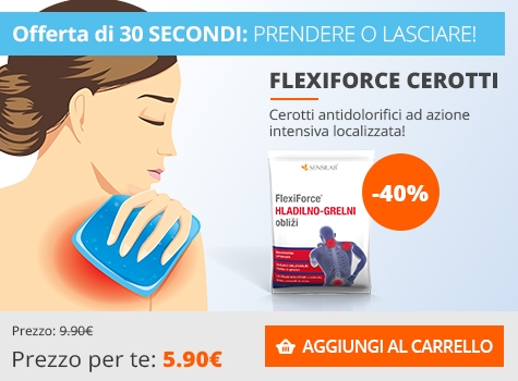 FlexiForce Cerotti 5.90€