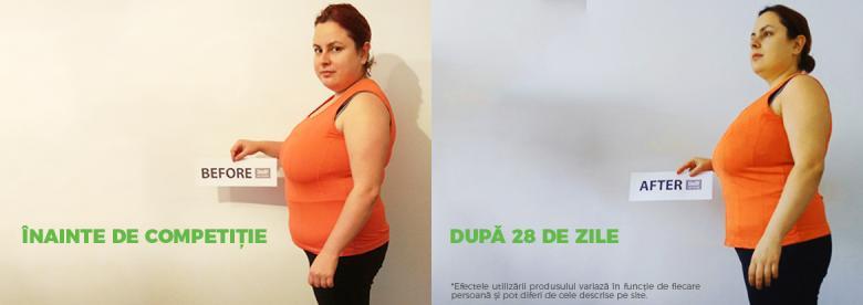 obez și care se luptă să slăbească