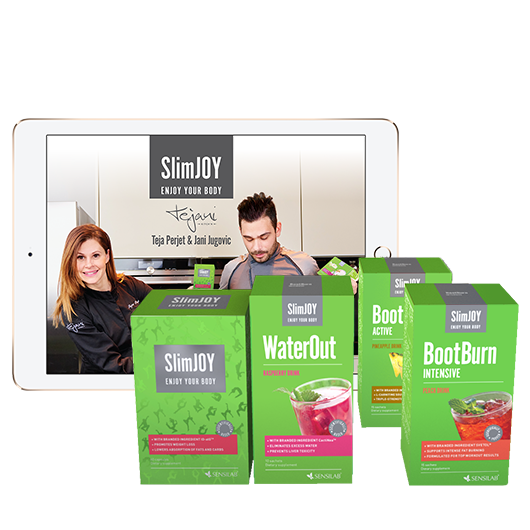 SlimJoy programma StartUP